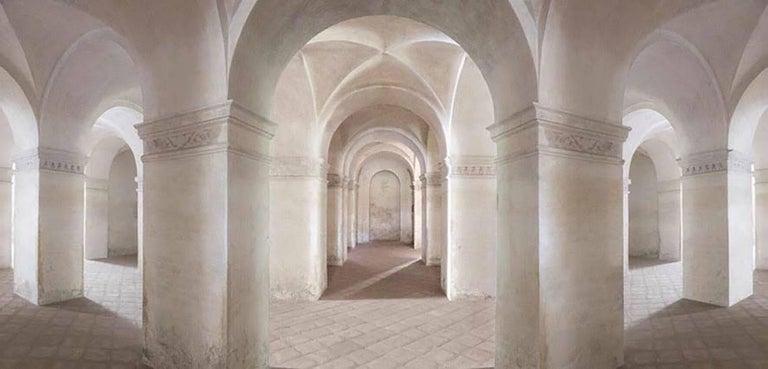 Massimo Listri Color Photograph - Basilica of Sant'Andrea, Mantua (Triptych)