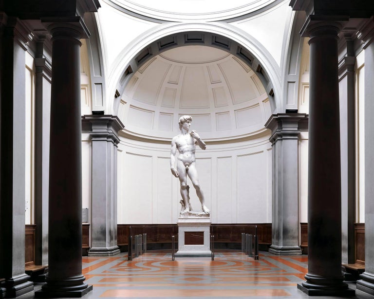 Galleria dellAccademia (David by Michelangelo)