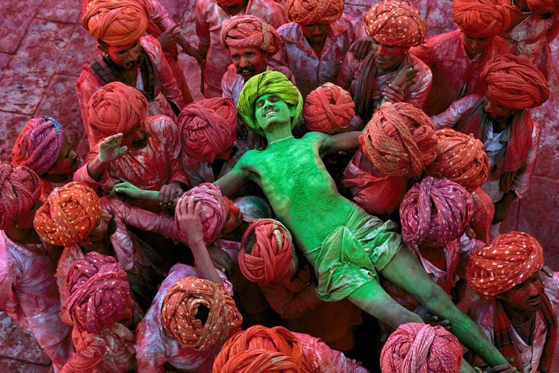 Holi Festival, Rajasthan, India