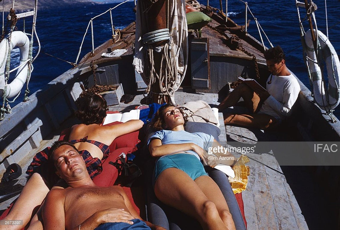 Good Time Sailors (Aarons Estate Edition)