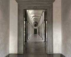 Massimo Listri - Biblioteca di Michelozzo a S.Marco, Firenze