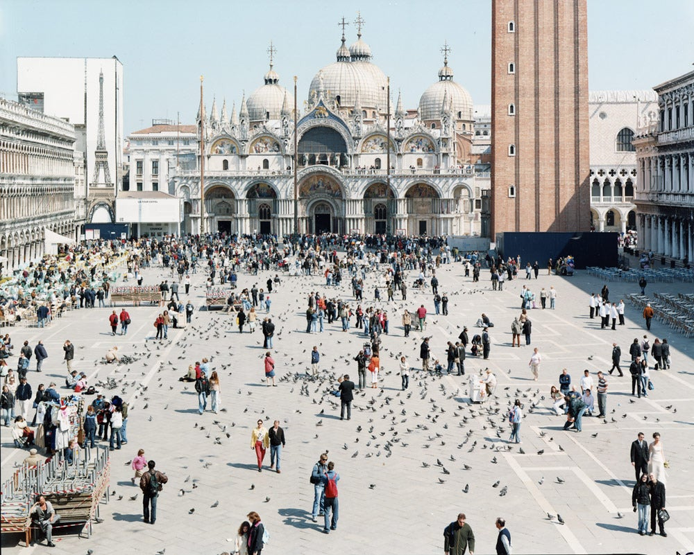 Massimo Vitali - Dune Senza Sole, Photograph: For Sale at 1stdibs