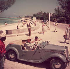 Katharine Hepburn, Montego Bay, Jamaica