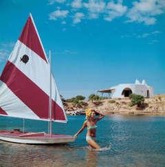 Sailing in Sardina