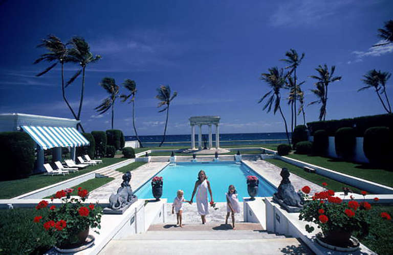 Neo-Classical Pool