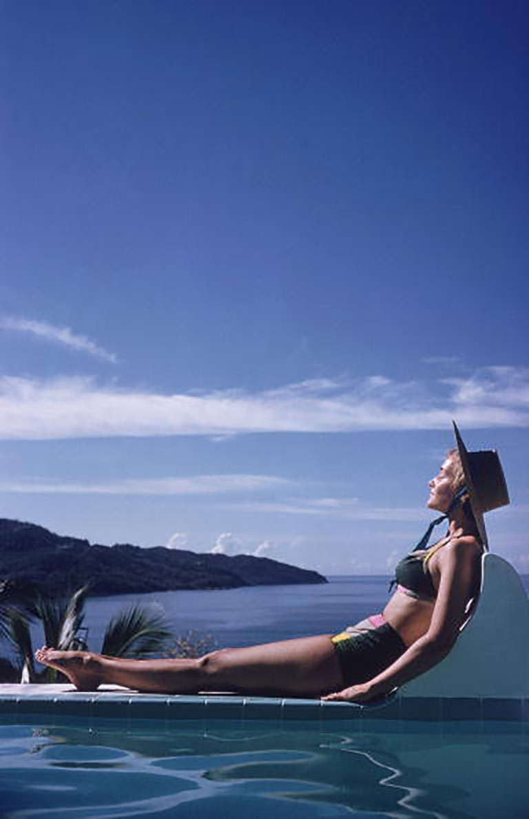Slim Aarons Between Sea And Sky For Sale At 1stdibs
