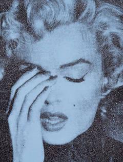 Marilyn Crying (Las Palmas Blue)