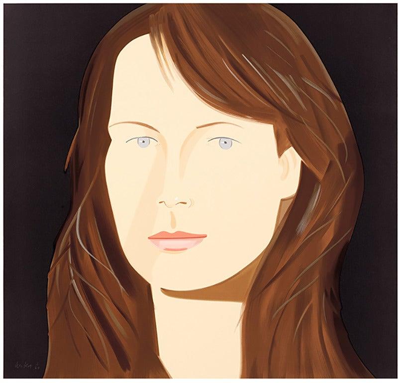 Sara - Print by Alex Katz