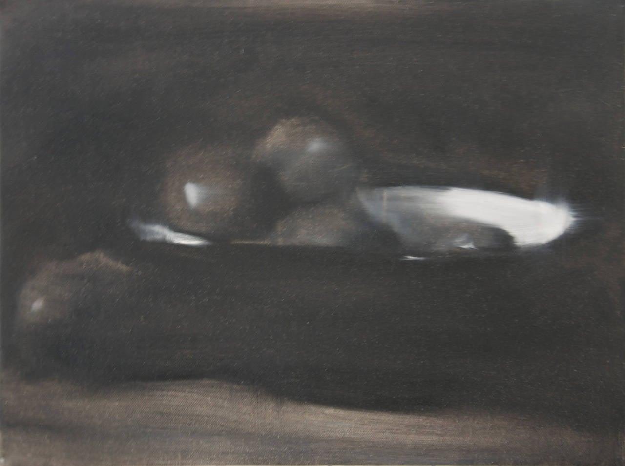 Nikos Kanarelis Still-Life Painting - Still Life