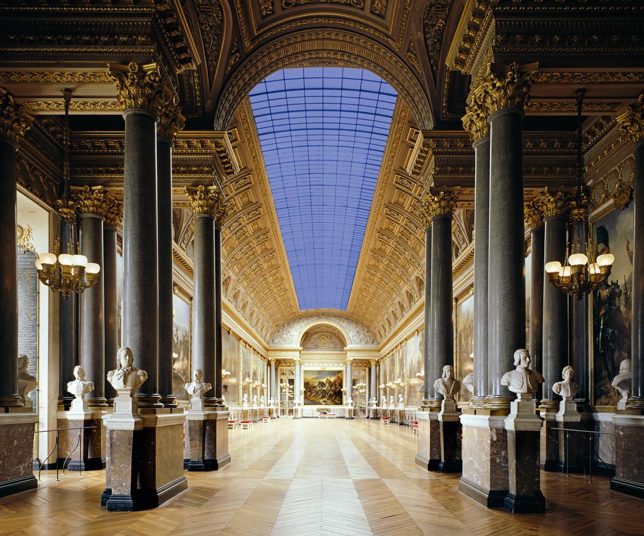 Massimo Listri - Chateau de Versailles 1