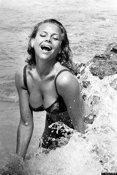 Honor Blackman (Pussy Galore)