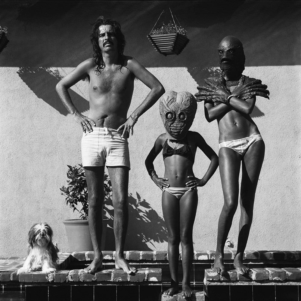Alice Cooper and Family, Los Angeles