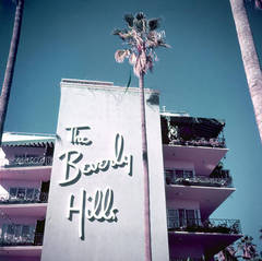 The Beverly Hills Hotel Sign (Aarons Estate Edition)