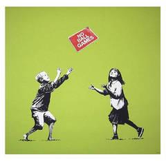 No Ball Games (Green)