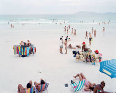 "Massimo Vitali - Cabo Frio V, from ""A Portfolio of Landscapes With Figures"
