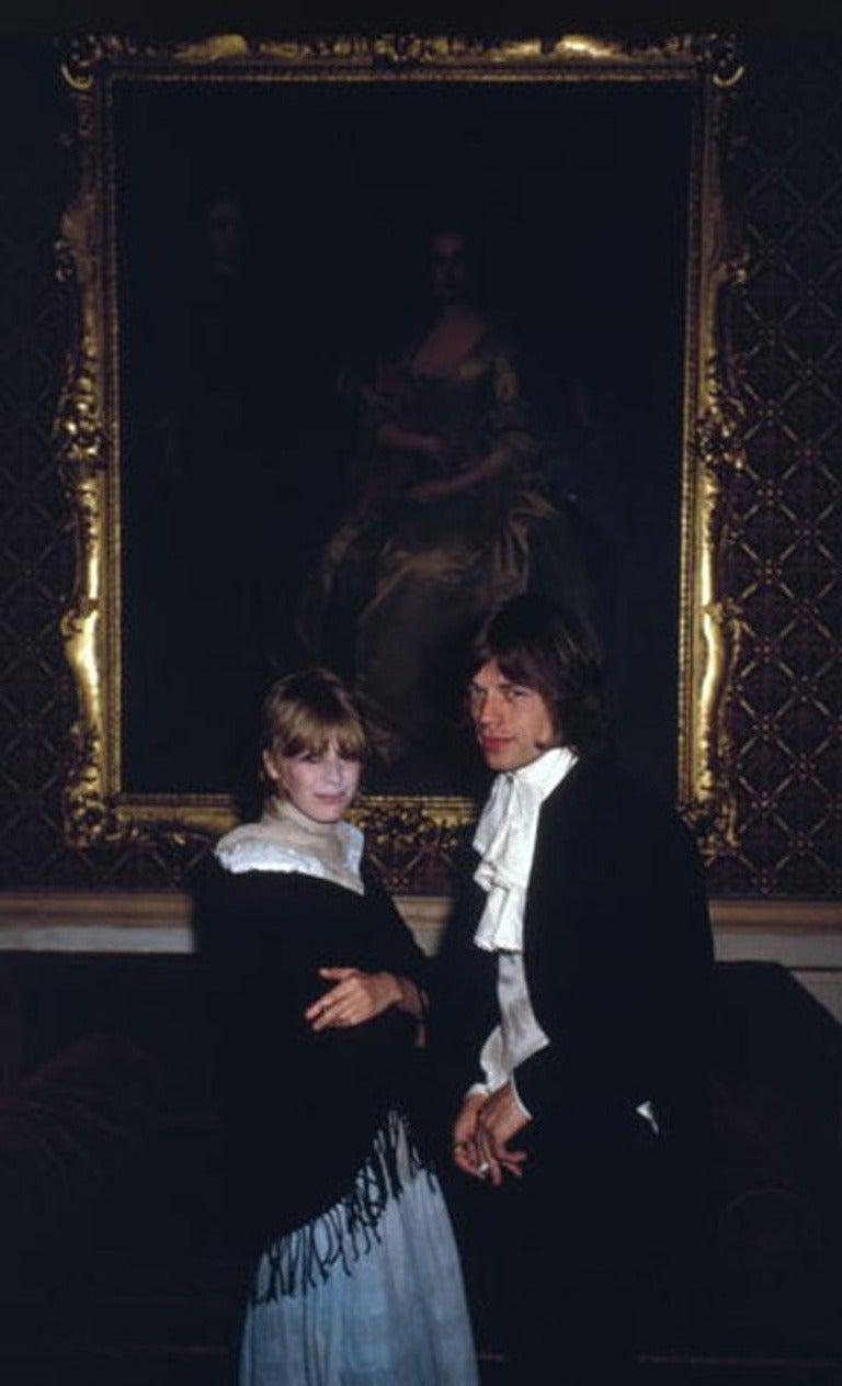 Slim Aarons Figurative Photograph - Faithful Couple (Aarons Estate Edition)