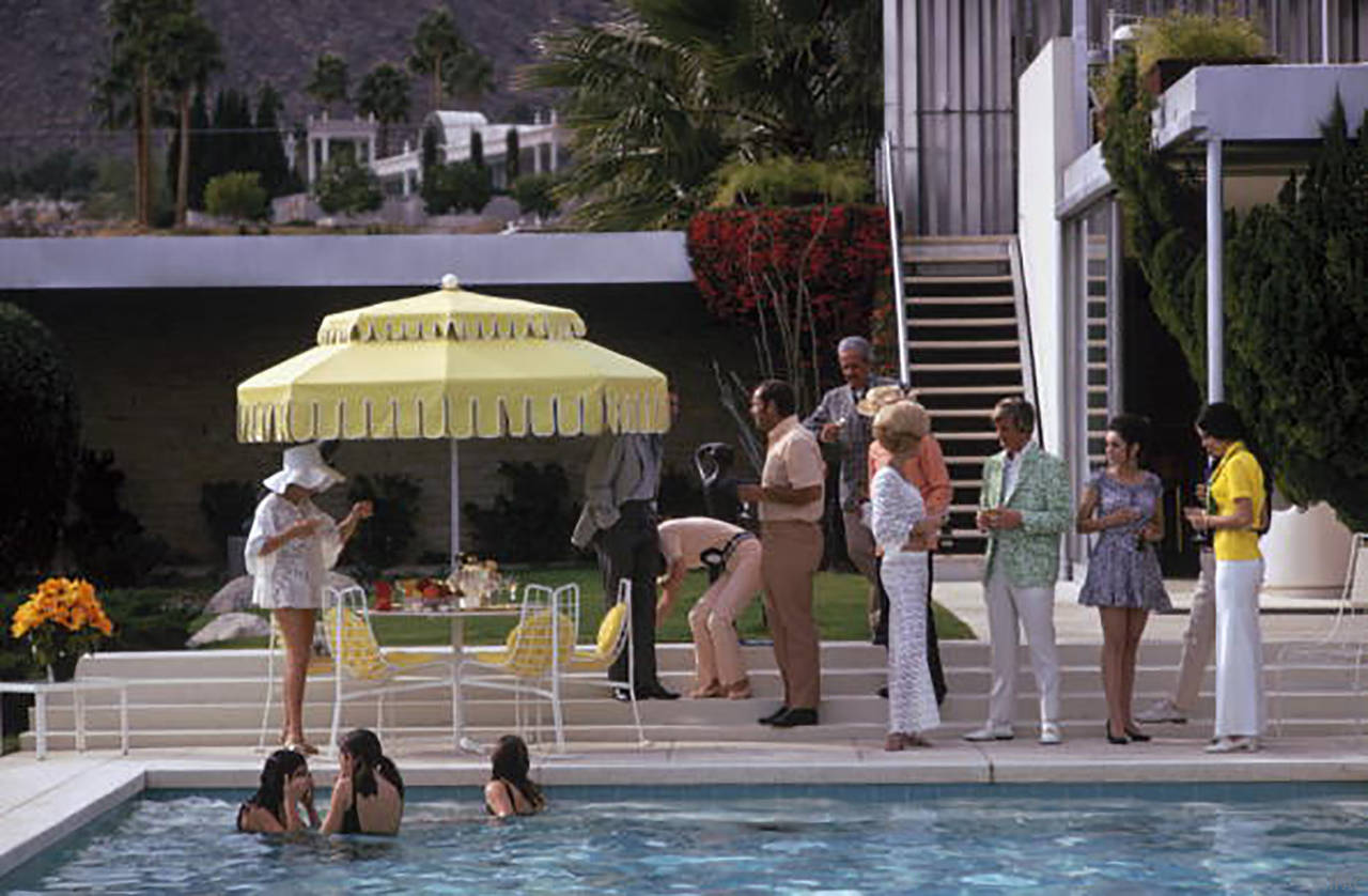 Poolside Party (Aarons Estate Edition)