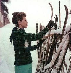 Skiing Princess (Aarons Estate Edition)
