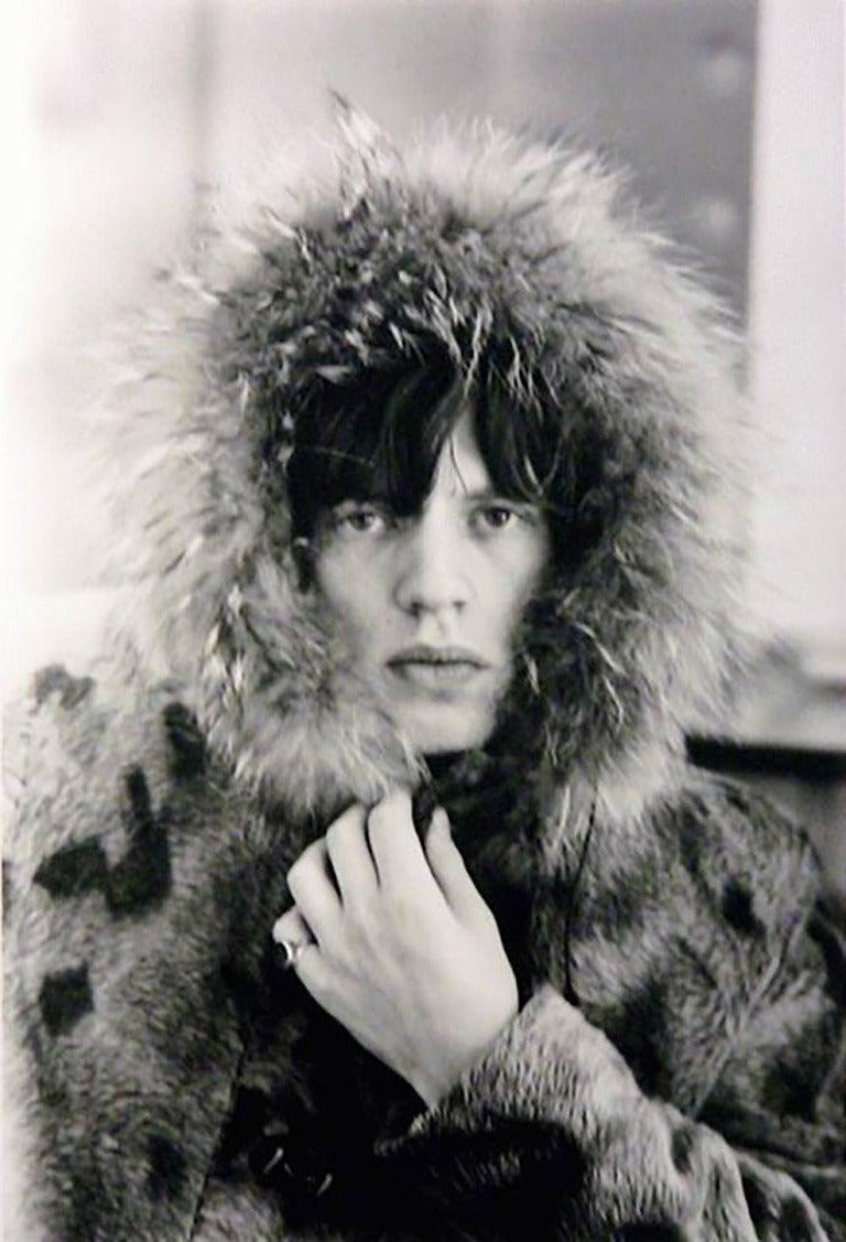 Terry O'Neill. Mick Jagger. 1968