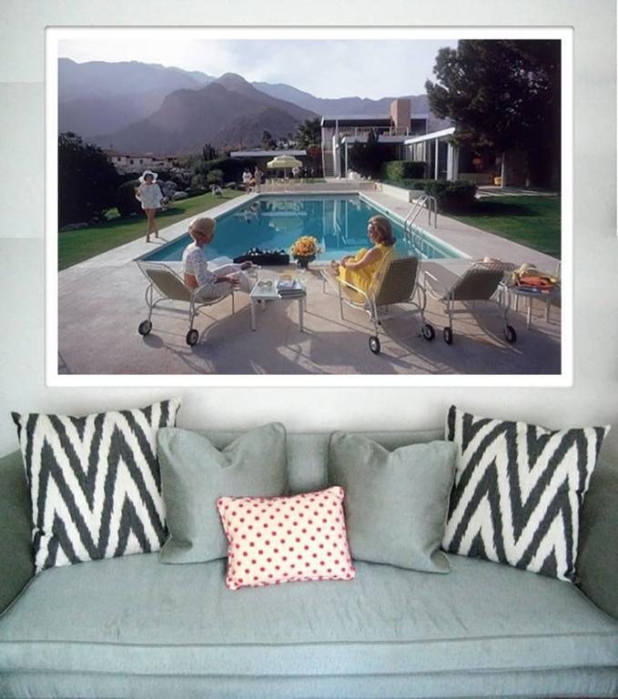 Verbier Vacation (Slim Aarons Estate Edition) For Sale 1