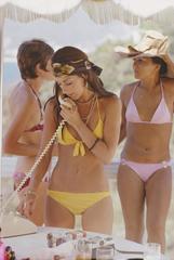 Slim Aarons - Social Call, Las Brisas, Acapulco (Slim Aarons Estate Edition)