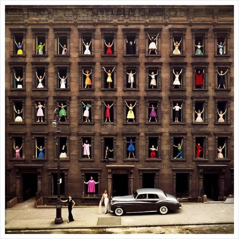 Ormond Gigli - Models in the Windows, 1960 1