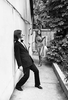 Raquel Welch and Ringo Starr