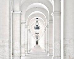 Palazzo del Quirinale Portico del Cortile