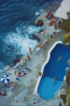 Pool On Amalfi Coast (Slim Aarons Estate Edition)