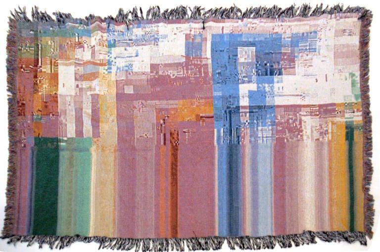 Glitch Tapestry 1