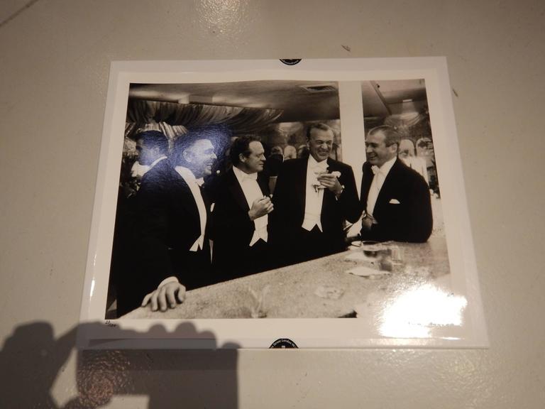 Kings of Hollywood (Slim Aarons Estate Edition) 1