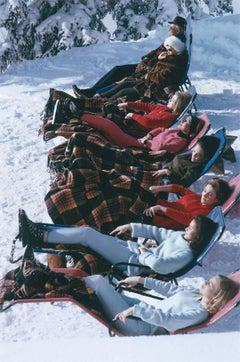Winter Suntans