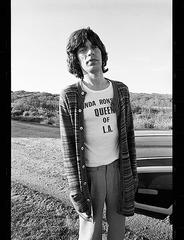Mick Jagger (Queen of LA)