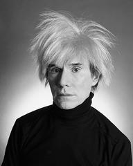 My Favorite Portrait of Andy Warhol