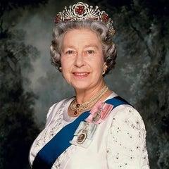 HRH Queen Elisabeth II