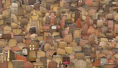 Homeseekers - A City from Behind (Detail 13)