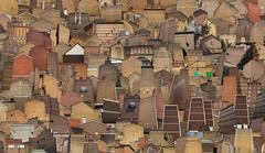 Homeseekers - A City from Behind (Detail 9)