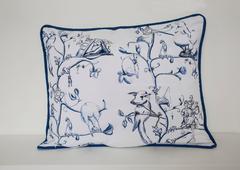 O.T. (blue pillow N.5)