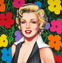 Marilyn Warhol (El Jardin de Hollywood)