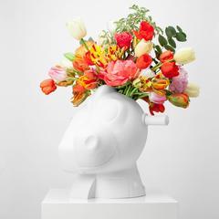 Split-Rocker Vase