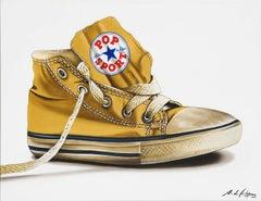 Estas botas son para pintar (gold)