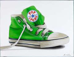 Estas botas son para pintar