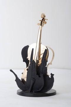 Arman - Violon Phoenix I