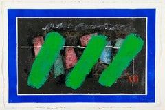 Trois verts #1193.