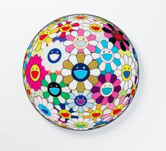 Takashi Murakami - Flower Ball (3-D) Autumn 2004