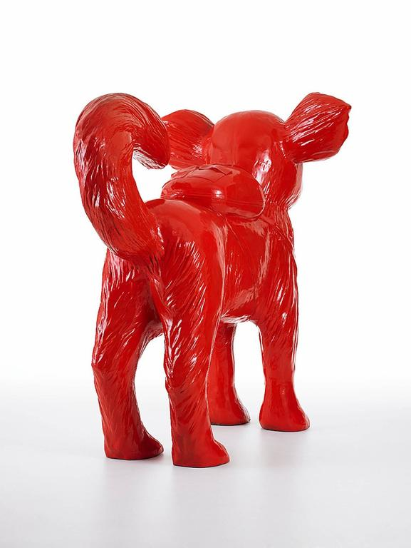 Cloned Chihuahua  - Pop Art Sculpture by William Sweetlove
