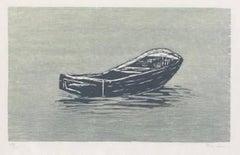 Boat (study for estuary)