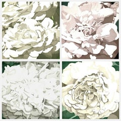 Four Pieces of White (Suite of Four)