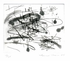 Portfolio of Six Untitled Etchings