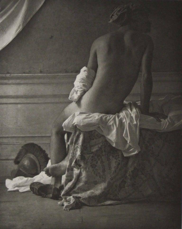 McDermott & McGough Nude Print - Valpicon Bather